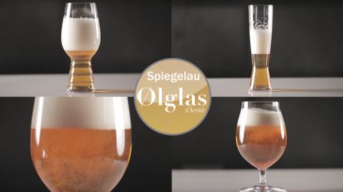Reklamefilm for Spiegelau glas