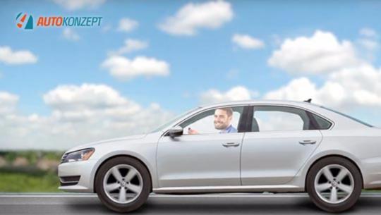 Auto Konzept