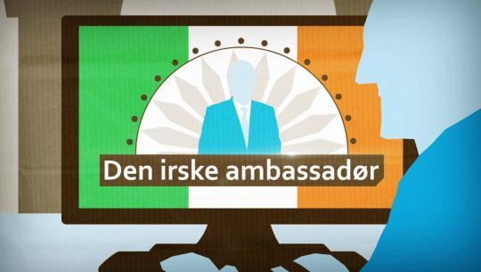 Den irske ambasadør