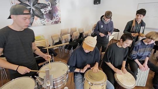Musik på Frederiksborg Gymnasium