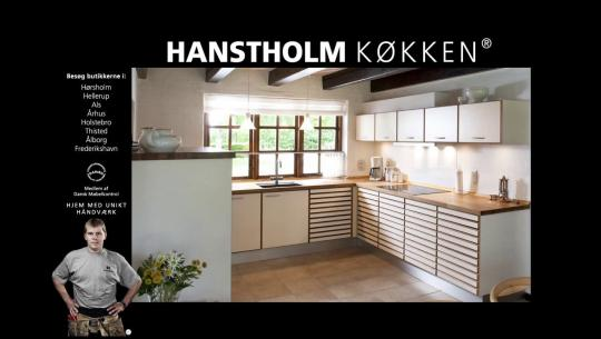 Hanstholm - Budgetreklame