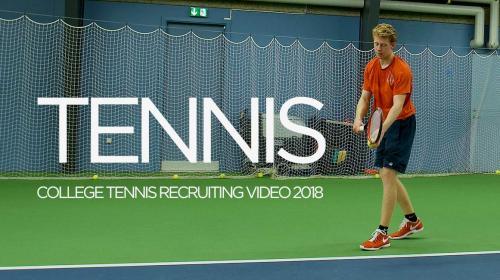 Ansøgning til Tennis College